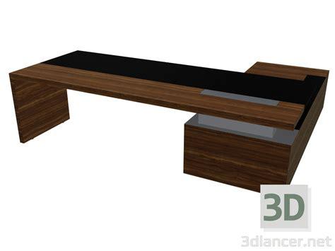 walter knoll ceoo desk 3d model office desk with pedestal ceoo schreibtische