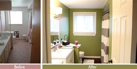 Bathroom Remodel for Under $1,500   This Nest Is Blessed