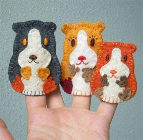 felt hamster pattern hamster family finger puppets felt animals felt puppets