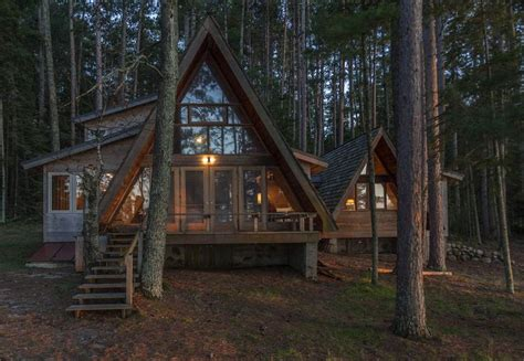 1000 Ideas About A Frame Cabin Plans On Pinterest A A Frame House Addition Plans