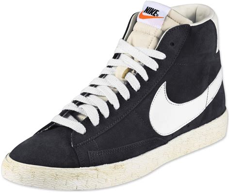 Nike Blazer Nike Blazer Mid Vintage Shoes Black White