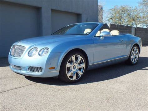 2008 bentley continental gtc convertible sell used 2008 bentley continental gtc convertible 2 door