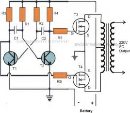 how to modify a square wave inverter into a sine wave inverter concept explored