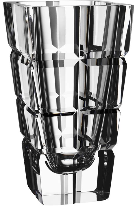 Vases Nyc by Fashion New York Vase W Grid Pattern By Martti