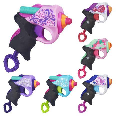 girls nerf rebelle star shoot blaster set preview nerf rebelle mini blaster gun with 2 foam darts girls toy
