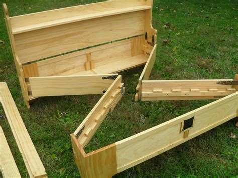 Bed In A Box Frame Amazing Bed In A Box Finewoodworking