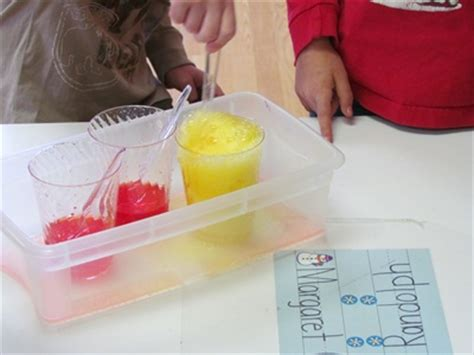 baking soda and bubbles science experiment the fun with colorful bubble science in kindergarten teach