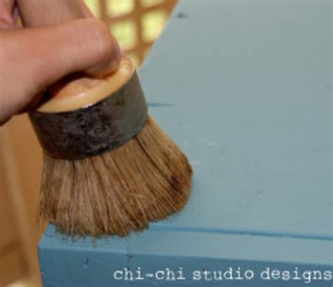 chalk paint and wax tutorial sloan chalk paint wax tutorial chalk paint