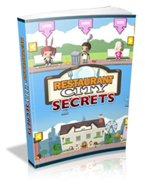 restaurant city layout guide restaurant city secrets guide review this guide has it