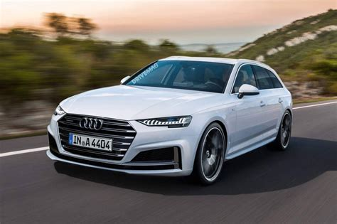 heres   facelifted  audi  family