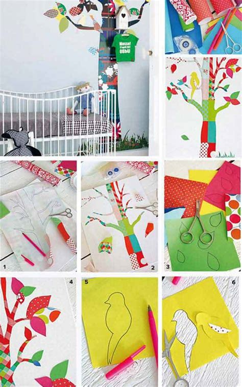 artwork for kids bedrooms top 28 most adorable diy wall art projects for kids room
