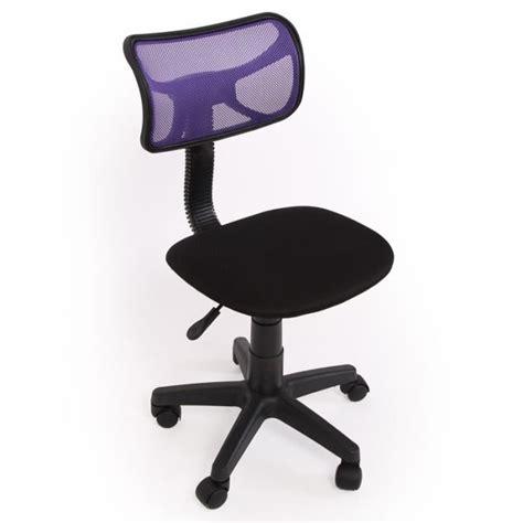 fauteuil bureau fille chaise de bureau pour fille