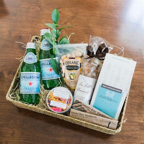 santa barbara seagrass welcome box santa barbara company