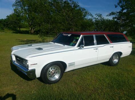 Pontiac Gto 1964 For Sale by Pontiac Gto Wagon 1964 White For Sale 814f29145 1964