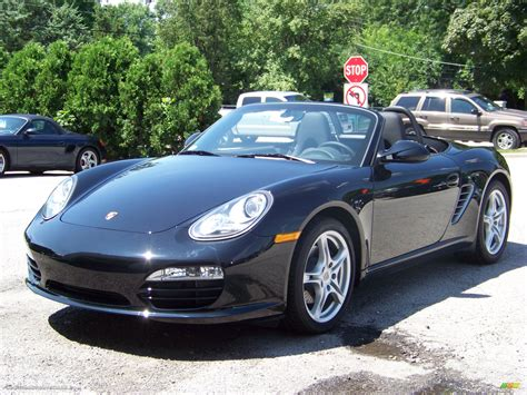2009 porsche boxster for sale 2009 porsche boxster in black 710871 chicagosportscars