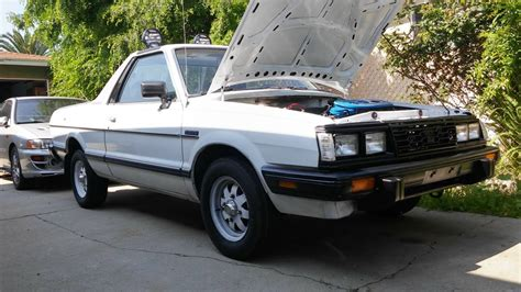 subaru brat turbo for sale subaru brat for sale in california