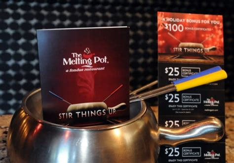 Where To Buy Melting Pot Gift Cards - budget bites gift cards that give more