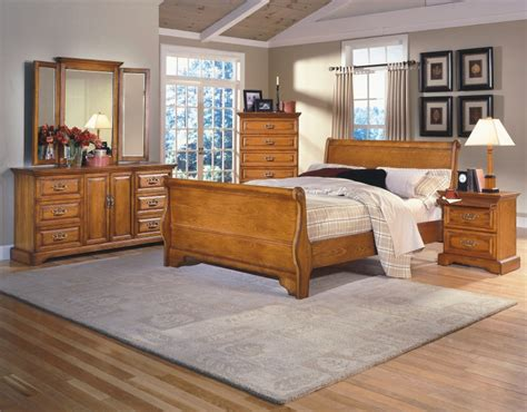 Honey Oak Bedroom Furniture Bedroom Furniture Reviews