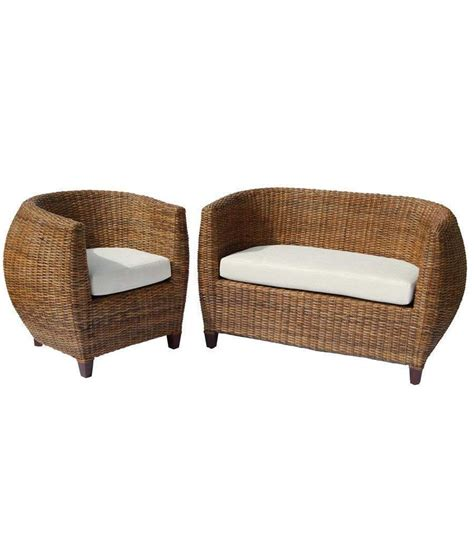 What Sofa Should I Buy by Amour Brown Designer Cane Sofa Buy Amour Brown Designer