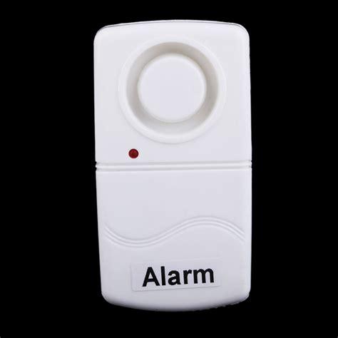 Door Window Entry Alarm Mini Gembok Alarm Pintu Jendela Sernaguna mini home anti theft security system 120db wireless