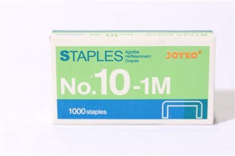 Isi Staples Joyko 10 1m staples no 10 joyko damaijayadamaijaya