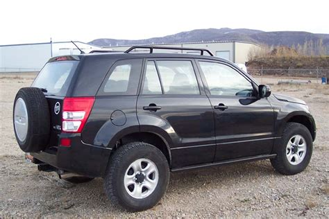 Suzuki Grand Vitara Roof Racks Grand Vitara Roof Rack Suzuki Grand Vitara Roof Rack