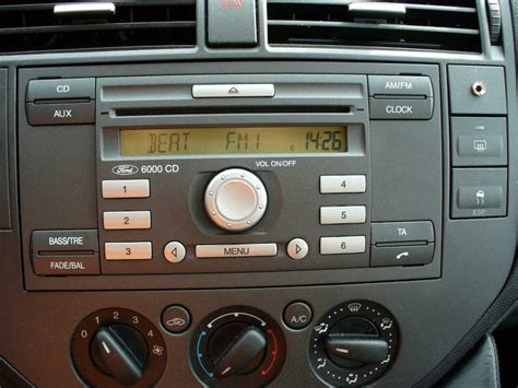 Ac Aux Di Carrefour sony cd132 ford c max 2007