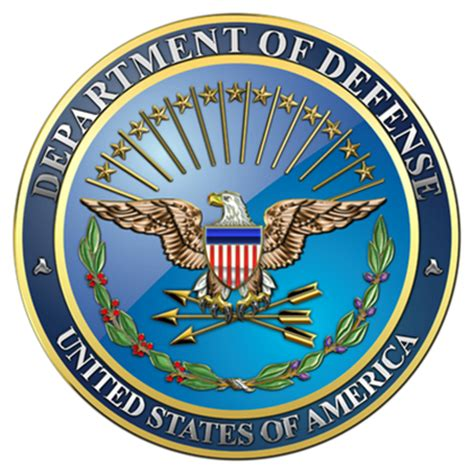 Department Of Defense Background Check U S Department Of Defense Emblem Logo 1 5 Roblox