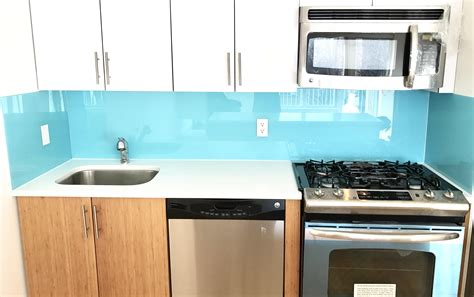 tempered glass kitchen backsplash give your kitchen a