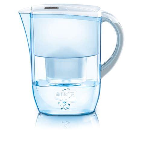 brita under filter brita fjord cool water filter jug white 2 6l homeware