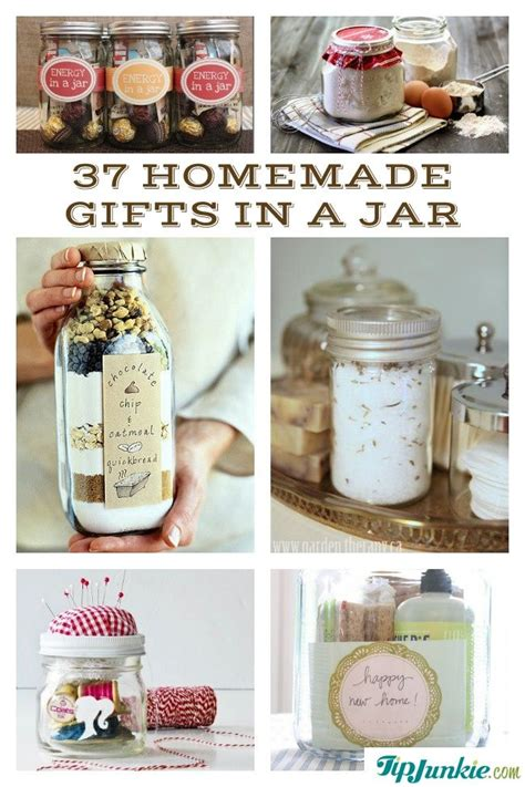 37 recipes for gifts in a jar perfect for christmas gifts