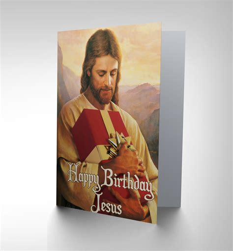 happy birthday jesus card template card merry happy birthday jesus gift