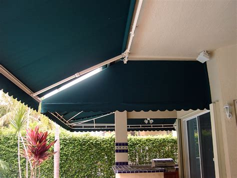 Mechanical Retractable Awning Retractable Awnings