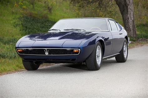 Maserati Ghibli Coupe by 1969 Maserati Ghibli Coupe Djm Investments