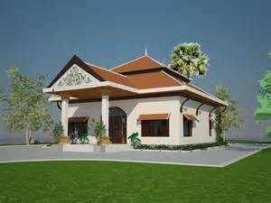 small khmer house roof style architecture amp decoration idea