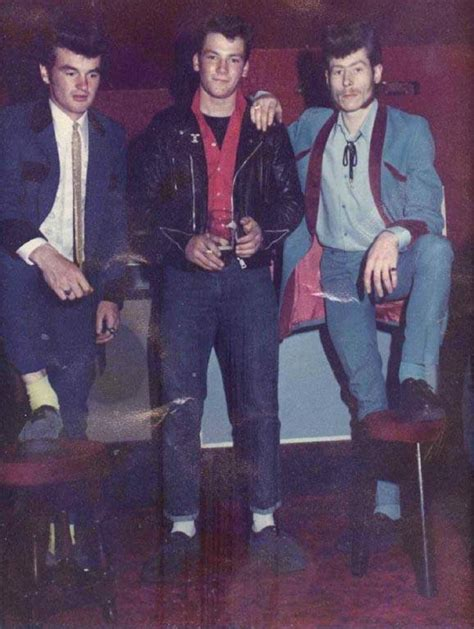 Drape Jacket Teddy Boy Greased Quiffs And Switchblades Growing Up Teddy Boy In