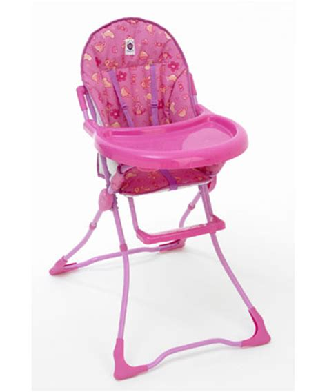 crboger graco high chair pink safety 1st nourish
