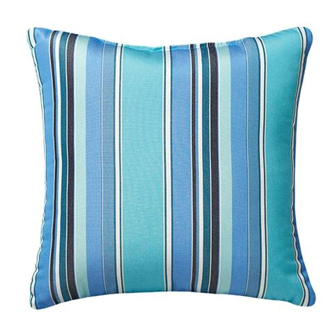 Oasis Pillow by Home Decorators Collection Sunbrella 20 In Dolce Oasis