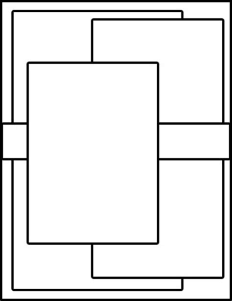 card template sketch card layout sketches for cardmaking layout