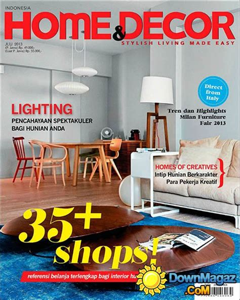 home interior design magazine pdf download home decor indonesia july 2013 187 download pdf