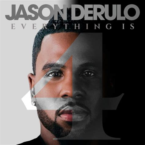 Everything Is jason derulo shares everything is 4 album cover and new