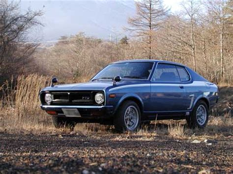 mitsubishi galant fto mitsubishi galant fto 1971 cartype