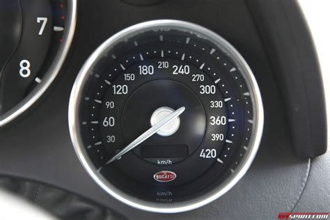 bugatti speedometer road test bugatti veyron 16 4 review