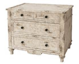 Distressed rustic painted dresser mecox gardens