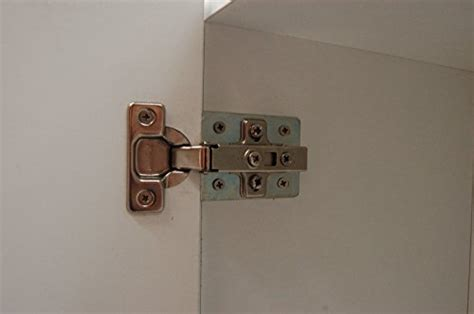 Fixing Kitchen Cabinet Hinges by Kitchen Cupboard Door Hinge Repair Kit Includes 2 Plates