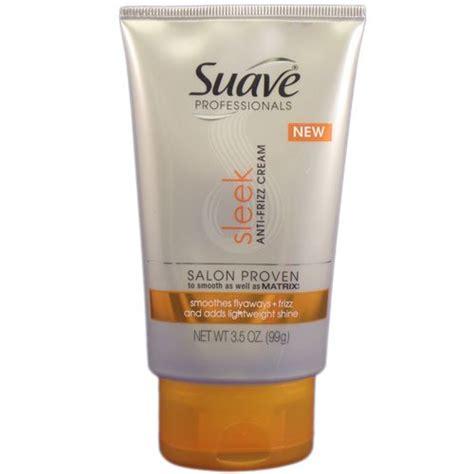 amazoncom suave professionals styling cream sleek suave professionals sleek anti frizz smooth shine cream