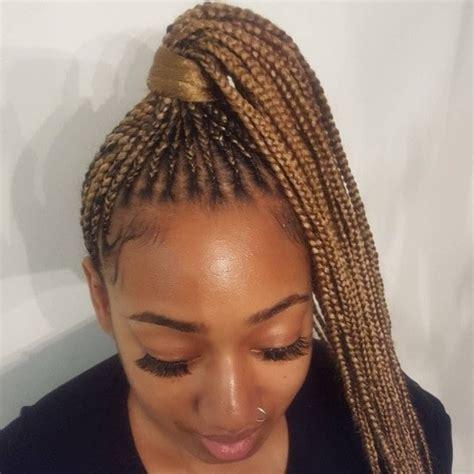 hair cut feeder feed in braid styles best hairstyles 2018