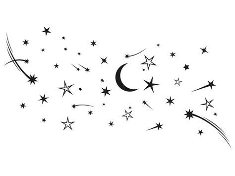 sternenhimmel le top wandtattoo sternenhimmel 100 images for tattoos