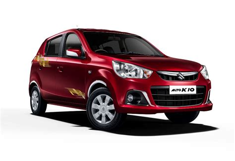 maruti alto maruti alto k10 urbano limited edition launched ahead of