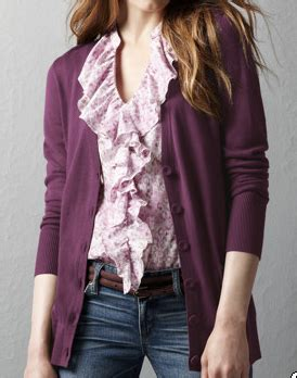 Sweaterjakethoodie Cardigan Purple Colour Wanita Cardigan Junkie Reader Request What To Wear For Fall
